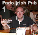 Poor Todd!  Just some of the photos from Fado...more to come!